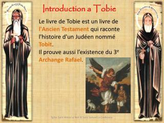 Introduction a Tobie