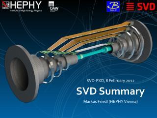 SVD  Summary