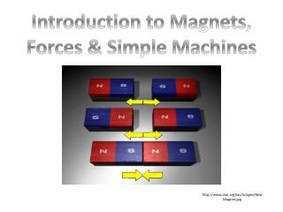 Introduction to Magnets, Forces & Simple Machines
