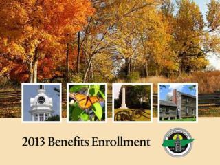 Enrollment 2013