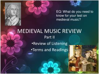 MEDIEVAL MUSIC REVIEW