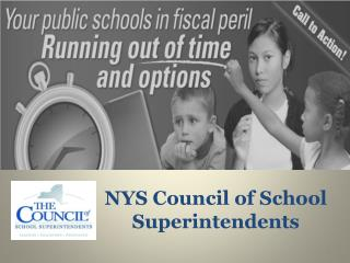 NYS Council of School Superintendents