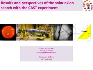 Results and perspectives of the solar axion         search with the CAST experiment