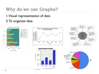 Why do we use Graphs?