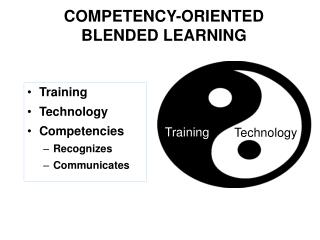 COMPETENCY-ORIENTED BLENDED LEARNING