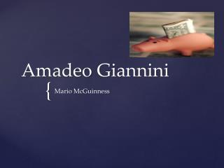 Amadeo Giannini