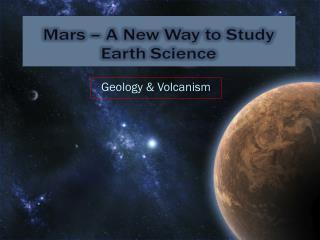 Geology & Volcanism