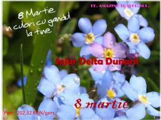 Sejur Delta  Dunarii