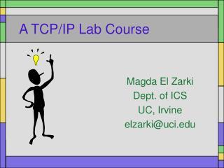 A TCP