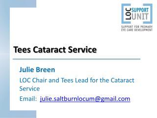 Tees Cataract Service