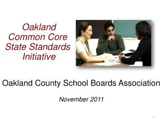 Oakland County School Boards Association November  2011