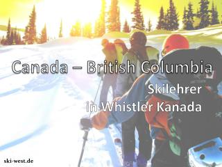 Canada – British Columbia