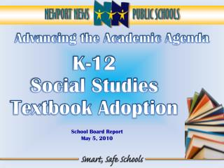 Advancing the Academic Agenda