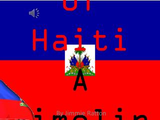 History of Haiti A Timeline