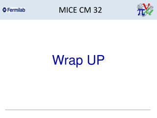 MICE CM 32