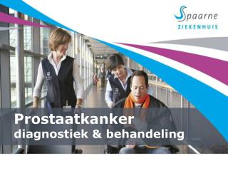Prostaatkanker diagnostiek & behandeling