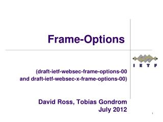 Frame-Options