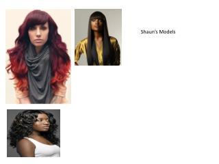 Shaun's Models