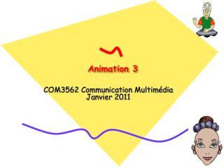 Animation  3
