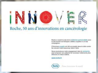 Les molécules  phares de Roche en oncologie - hématologie