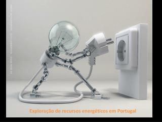 Exploração de recursos energéticos em Portugal
