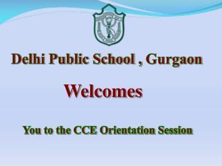 Delhi Public School ,  Gurgaon
