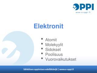 Elektronit
