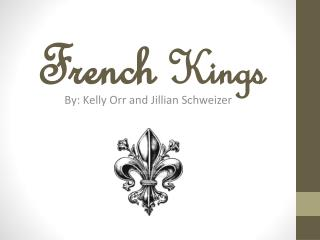 French  Kings