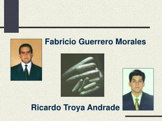 Ricardo Troya Andrade