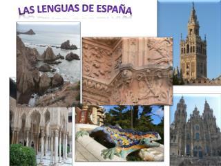 Las lenguas de Espa�a