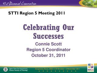 STTI Region 5 Meeting 2011