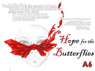 H ope  for the  B utterflies