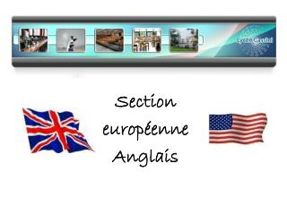 Section europ enne Anglais