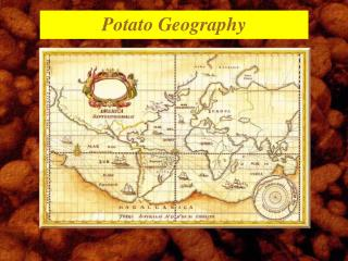 Potato Geography