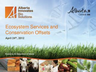 Funded by the Government of Alberta