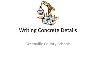Writing Concrete Details