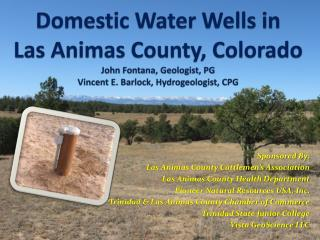Sponsored By:  Las Animas County Cattlemen's Association  Las Animas County Health Department