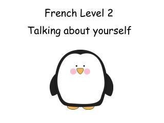 French Level  2