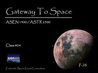 Colorado Space Grant Consortium