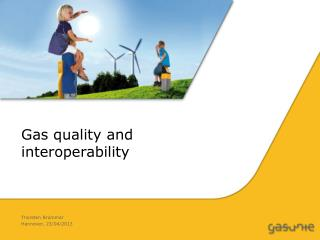 Gas  quality and interoperability