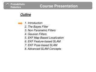 Course Presentation