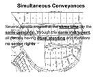 Simultaneous Conveyances