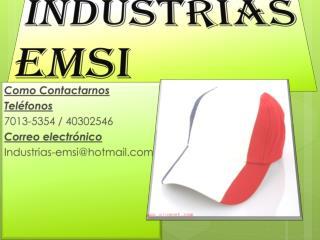 Industrias EMSI