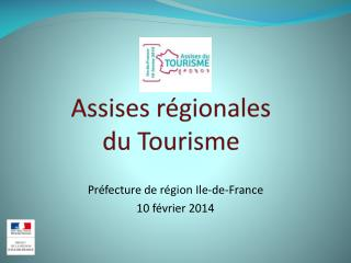 Assises r�gionales  du Tourisme