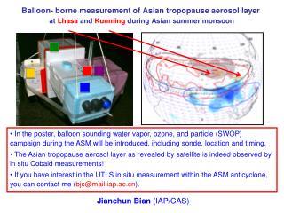 Jianchun Bian  (IAP/CAS)