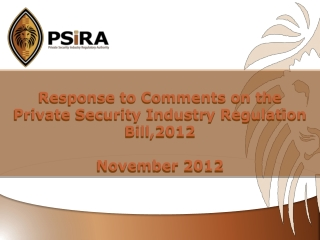 From  Security Solutions International