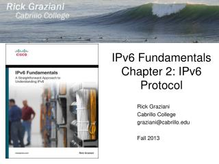 IPv6 Fundamentals Chapter  2: IPv6 Protocol