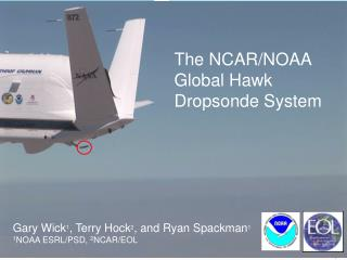 First Global Hawk  Dropsonde  Launch