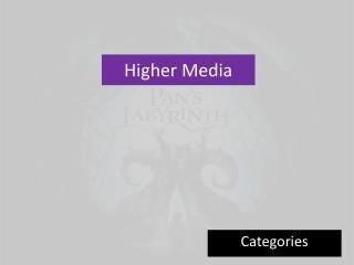 Higher Media