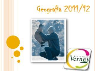 Geografia 2011/12
